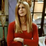 What is the name of the neighbor that lives below Monica and Rachel and gets annoyed by them?