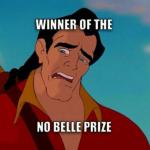 Poor Gaston....