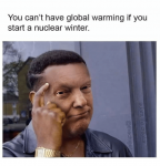 What are your thoughts on global warming?