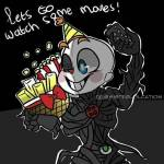 Ennard: Heya viewer! It's me Ennard! And today we will see if you past the test of being my friend! (So you don't get scooped haha...) ANYWAYS! Le