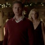 Caroline nearly marries Alaric