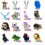 Out of these adopt me pets, which is your favourite?