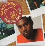 Was the album 'Through the Wire' recorded directly after Kanye West's car accident?