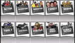 Pick a movie genre 🎬